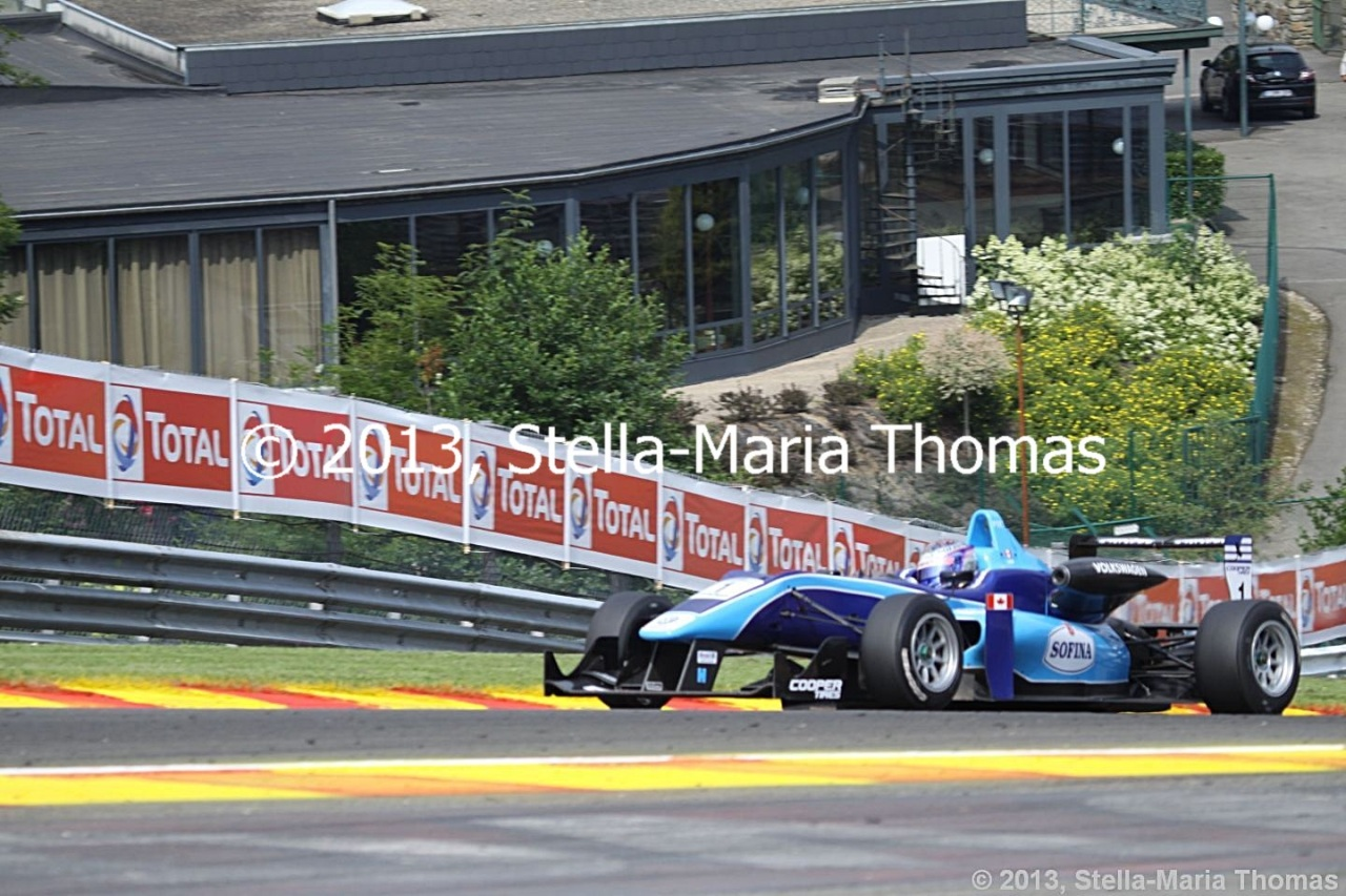 2013 Cooper Tires British F3 International Series Rounds 4-6 – QualifyingReport