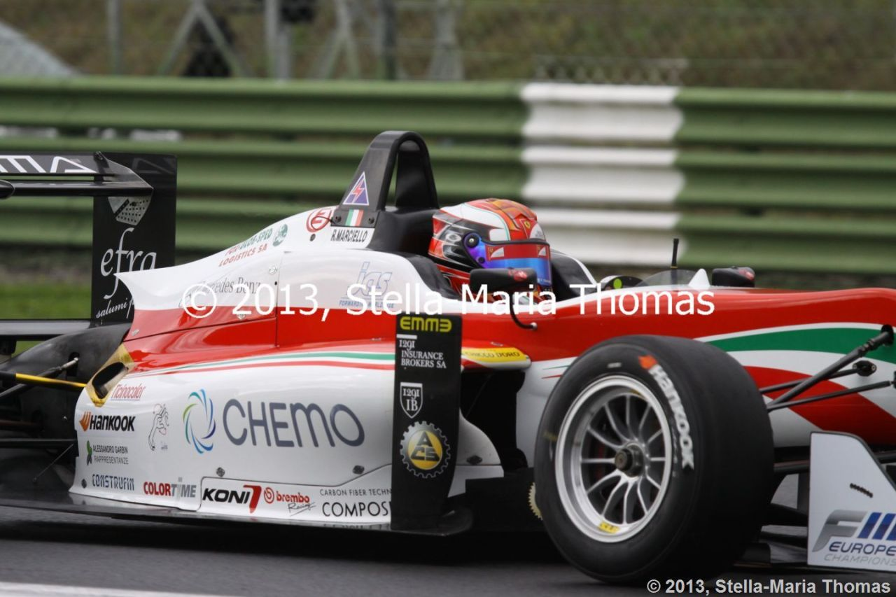 2013 FIA F3 European Championship Round 19 – Qualifying Results