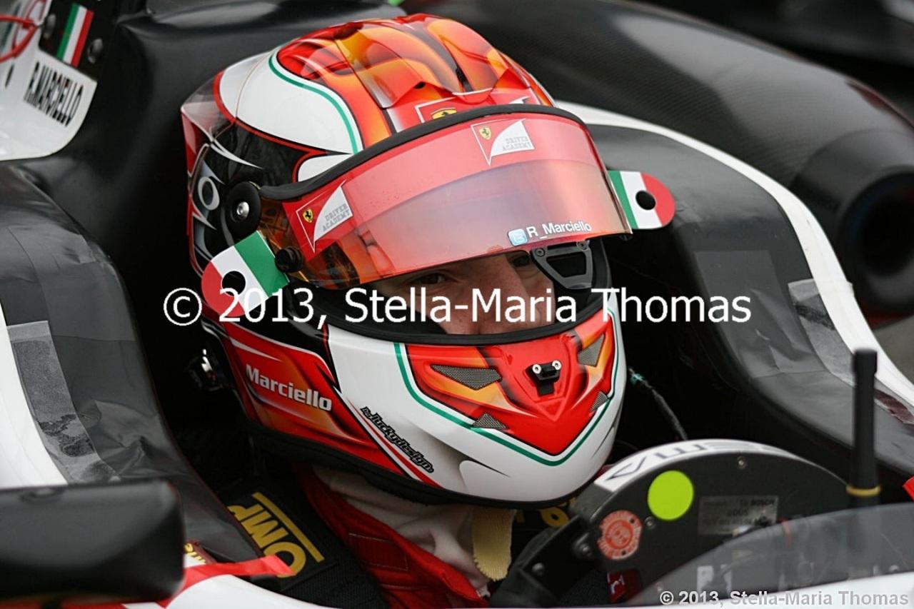 2013 FIA F3 European Championship Round 20 – RaceResults
