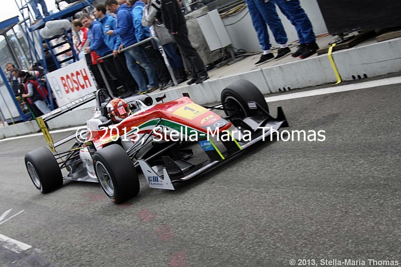 2013 FIA F3 European Championship Round 21 – RaceResults