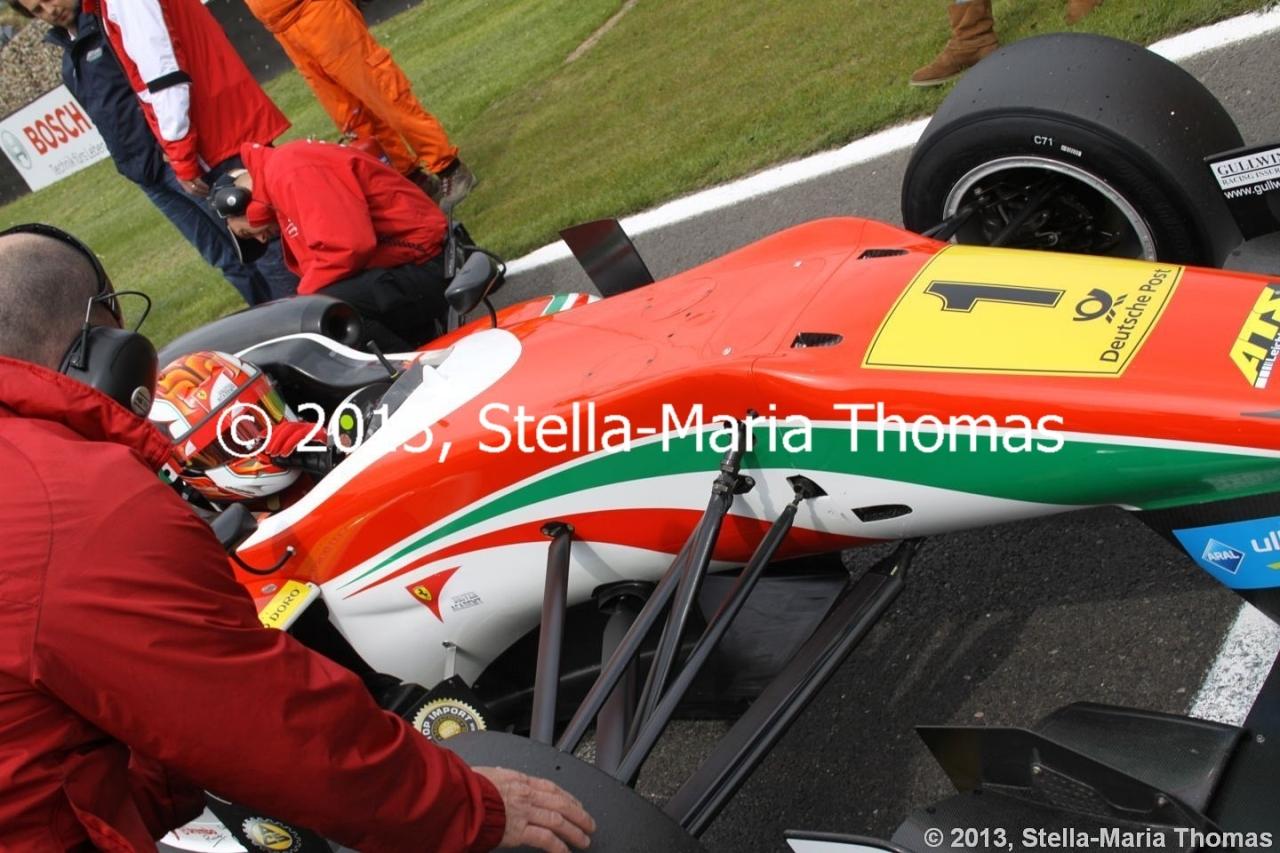 2013 FIA F3 European Championship Round 19 – RaceResults