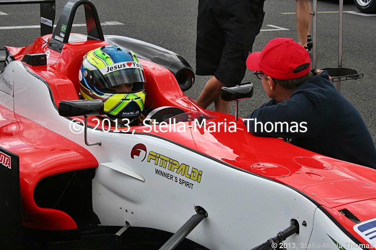 2013 Cooper Tires British F3 International Series Round 8 – Race Results (Amended)