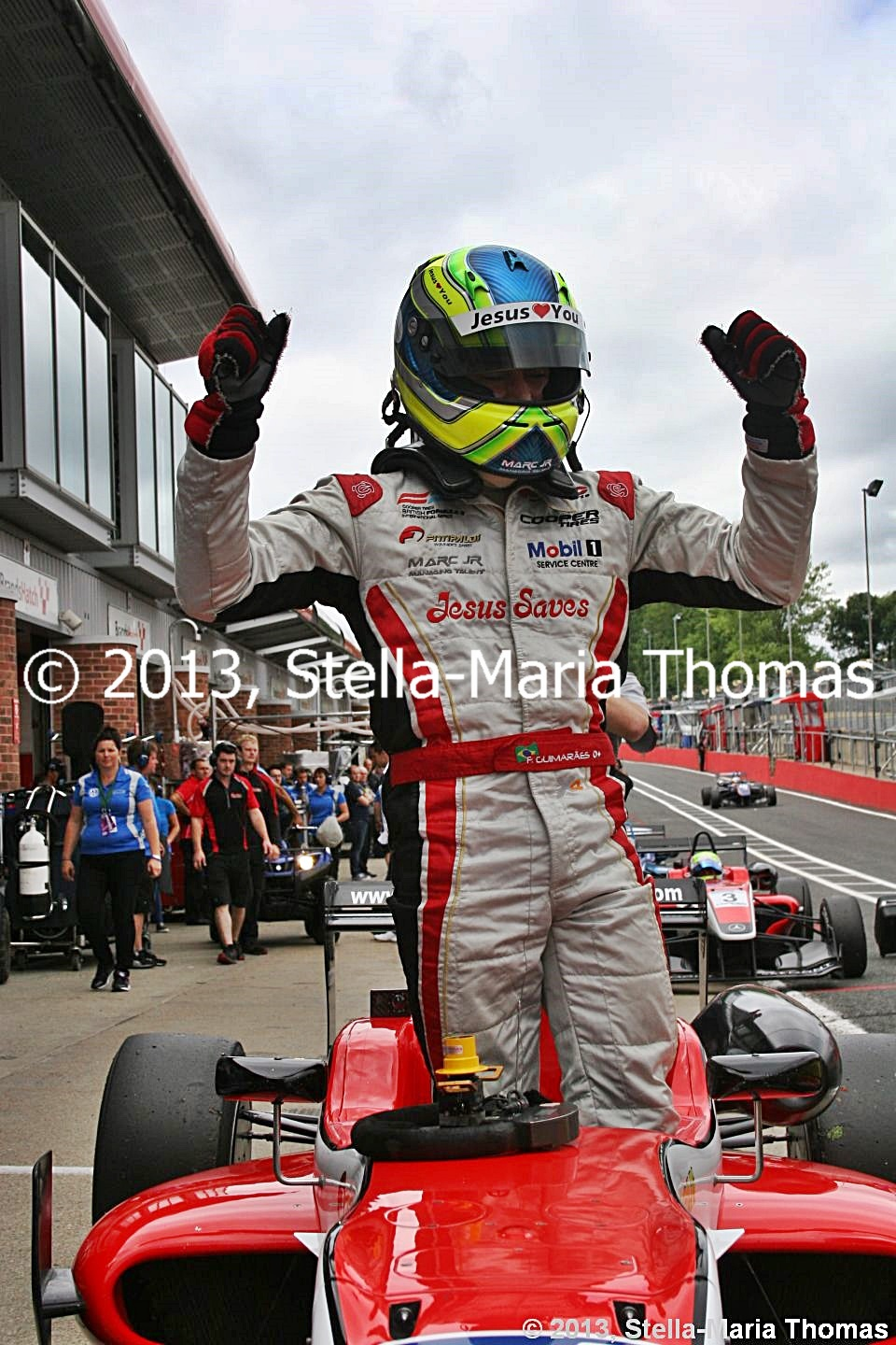 2013 Cooper Tires British F3 International Series Round 8 – Race Report