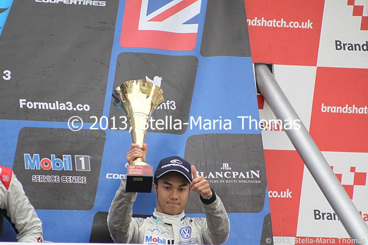 2013 Cooper Tires British F3 International Series Round 9 – Race Report