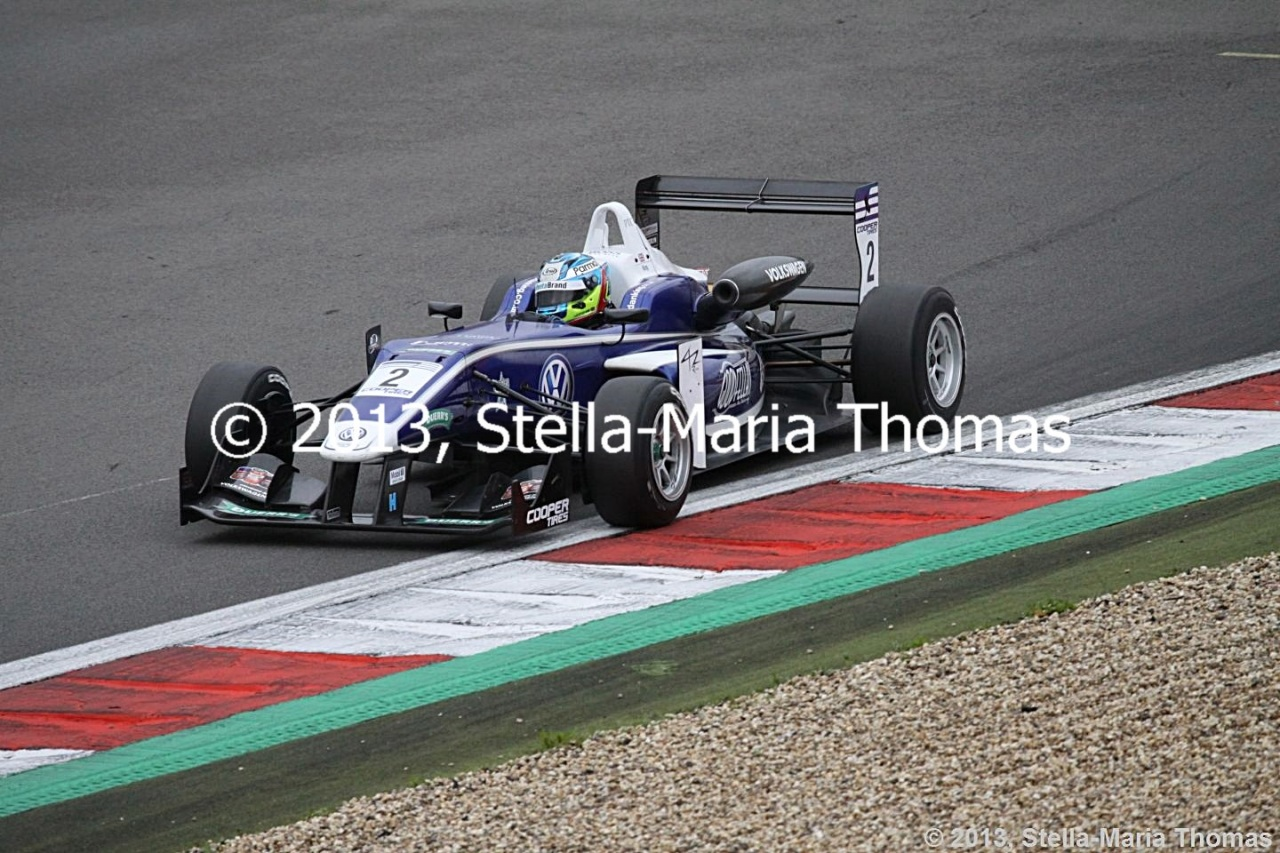 2013 Cooper Tires British F3 International Series Rounds 10-12 – Qualifying Report