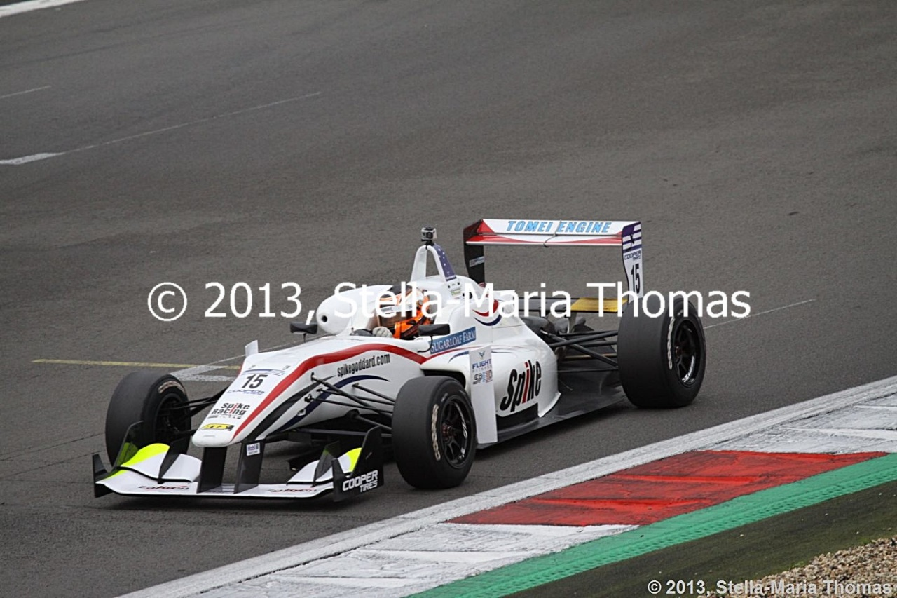 2013 Cooper Tires British F3 International Series Round 11 – Grid