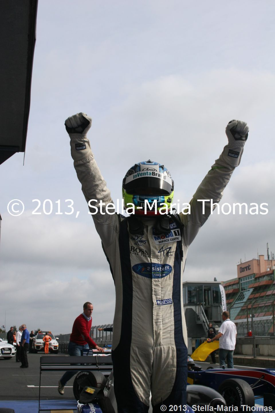2013 Cooper Tires British F3 International Series Round 10 – Race Report