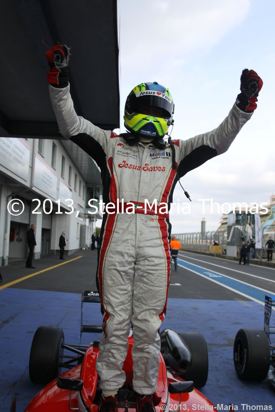 2013 Cooper Tires British F3 International Series Round 11 – Race Report
