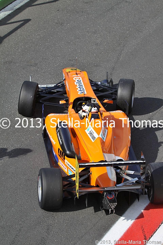2013 FIA F3 European Championship, Round 29 – RaceResults