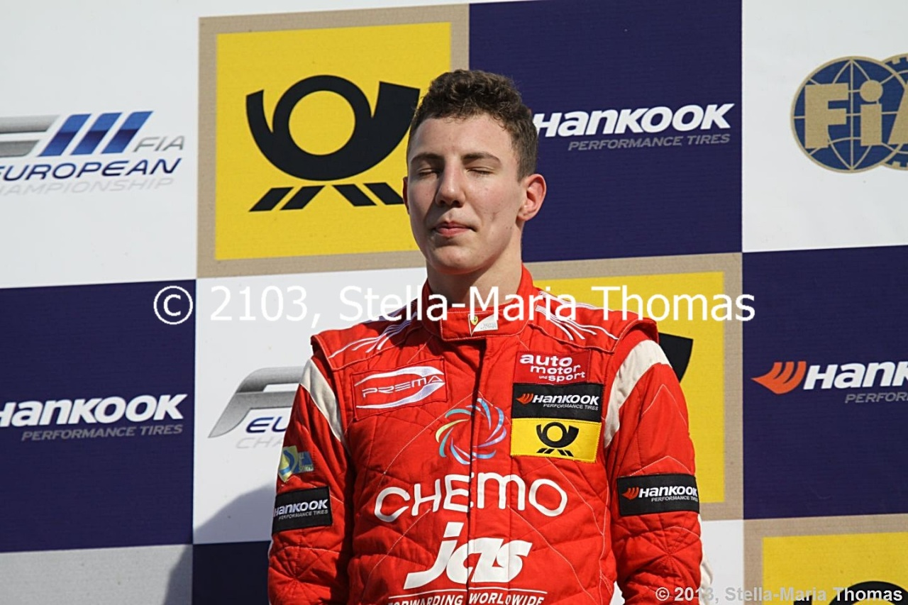 2013 FIA F3 European Championship – Points After Round 30