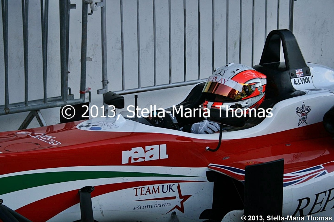 2013 FIA F3 European Championship, Rounds 25 and 26 – Qualifying Report