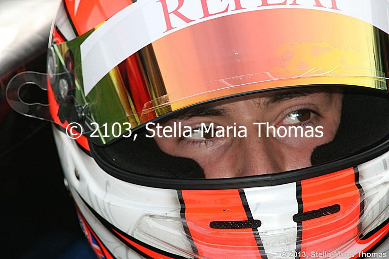 2013 FIA F3 European Championship, Round 26 – RaceReport