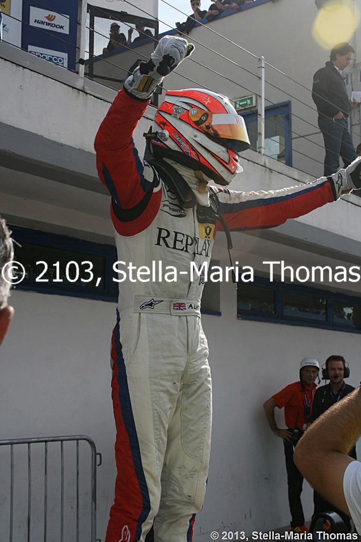2013 FIA F3 European Championship, Round 26 – RaceResults
