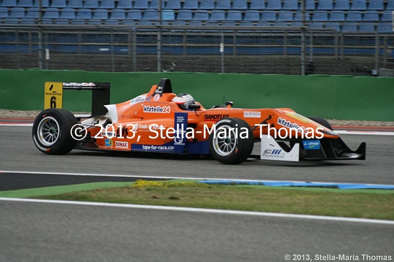 2013 FIA F3 European Championship Round 28, Hockenheimring – RaceReport