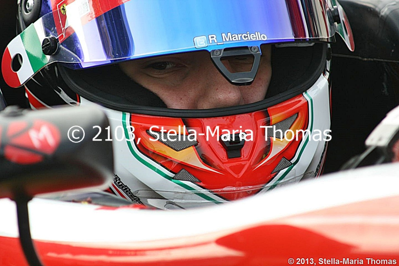 2013 FIA F3 European Championship, Round 25 – RaceResults