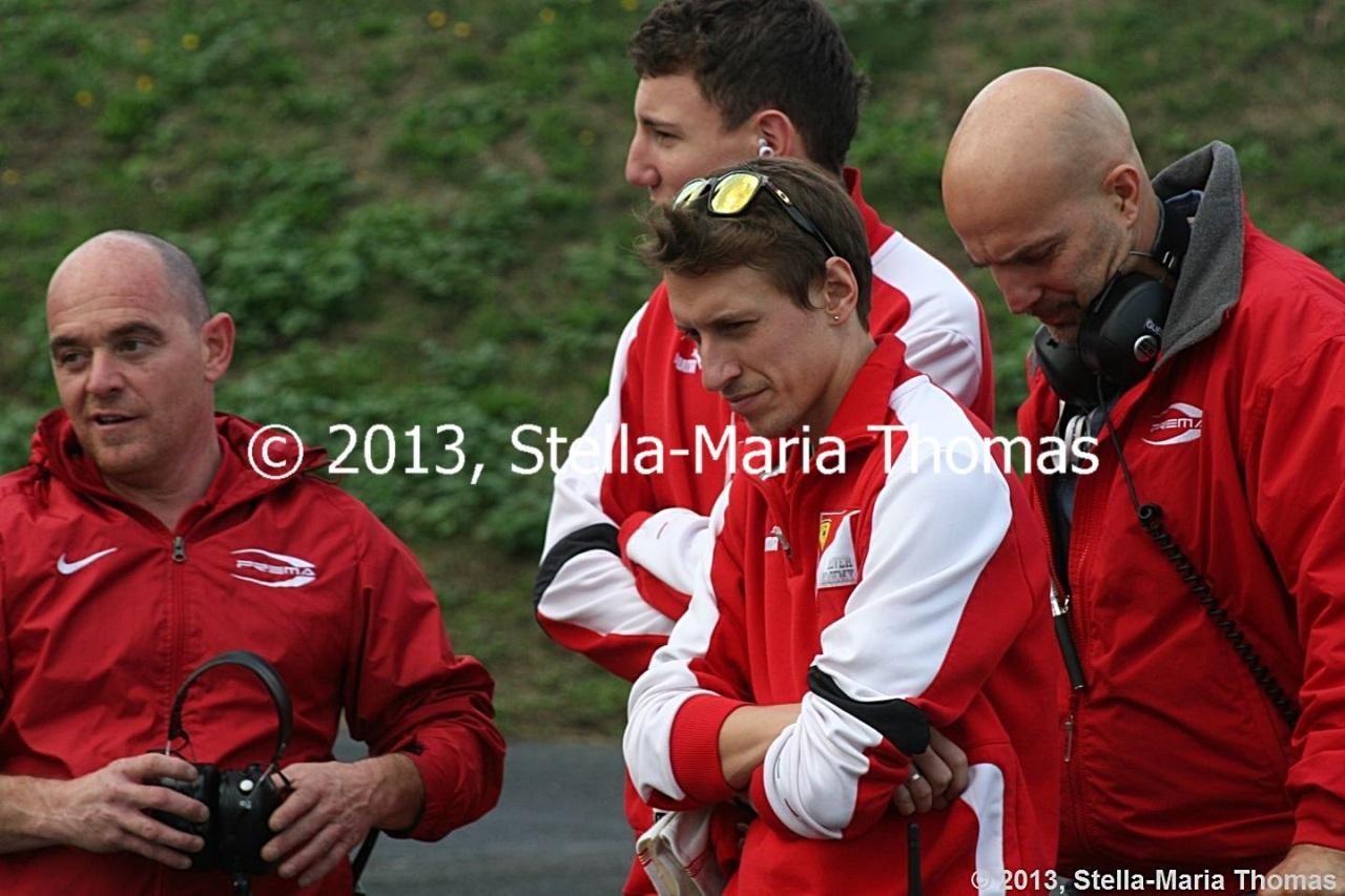 2013 FIA F3 European Championship, Round 27 – RaceReport