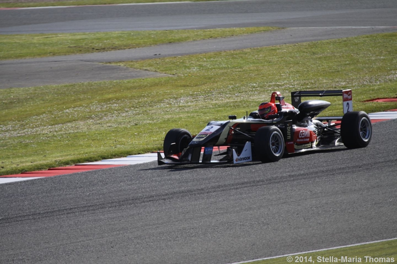 2014 FIA F3 European Championship, Rounds 2 and 3 – Qualifying Report