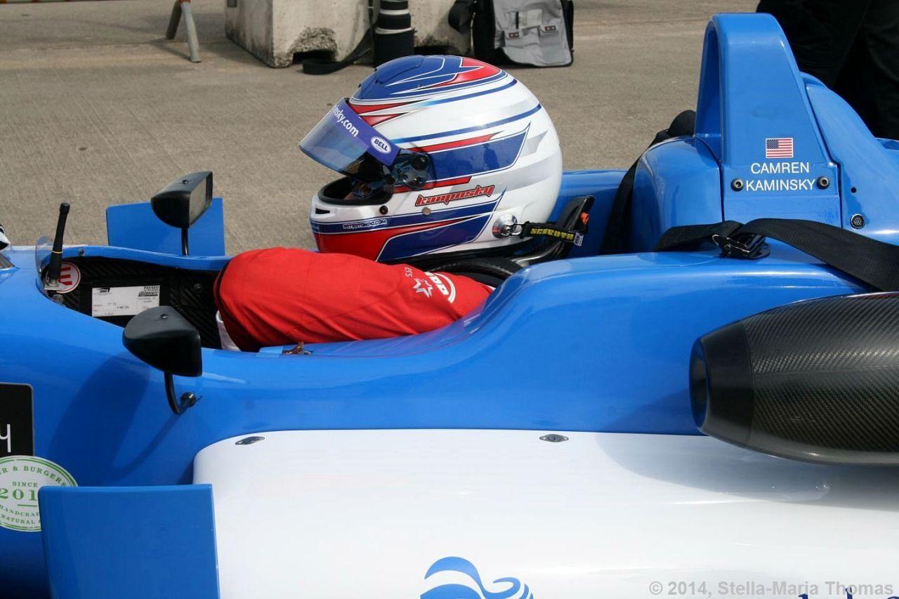 2014 Cooper Tires British Formula 3 Championship – Grid Round2