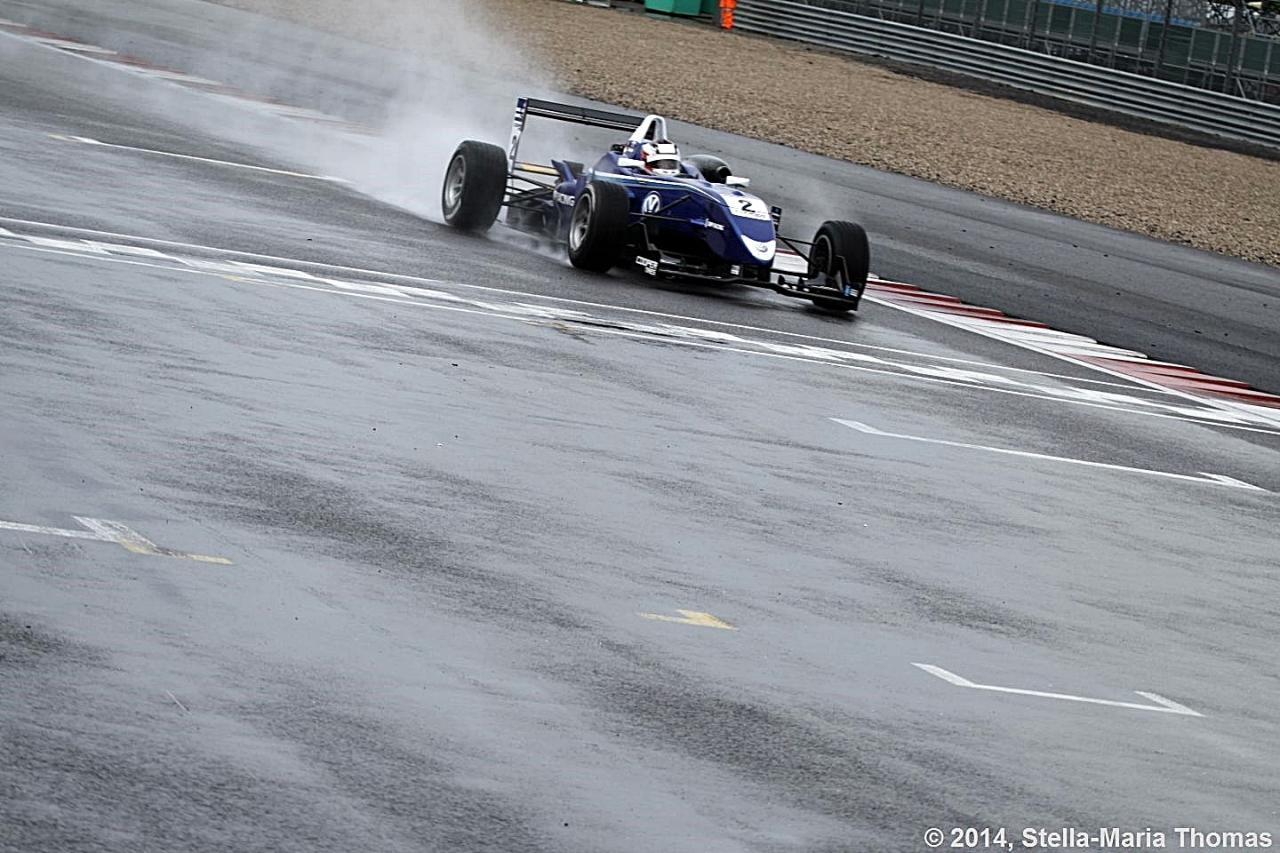 2014 Cooper Tires British Formula 3 Championship – Race Report Round4