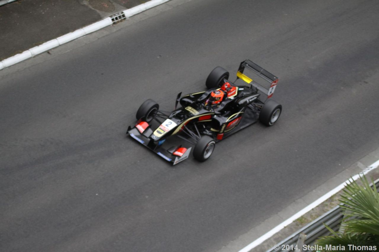 2014 FIA F3 European Championship, Round 9 – Qualifying Results