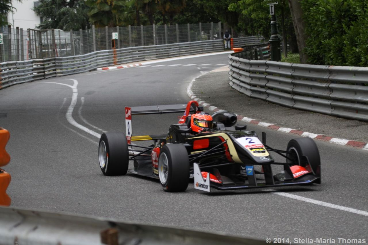 2014 FIA Formula 3 European Championship, Round 7 Qualifying Results