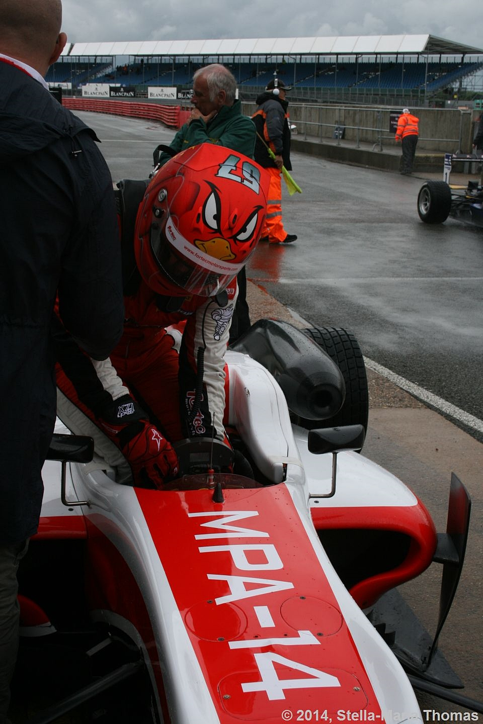 2014 Cooper Tires British F3 Championship, Points After Round 6