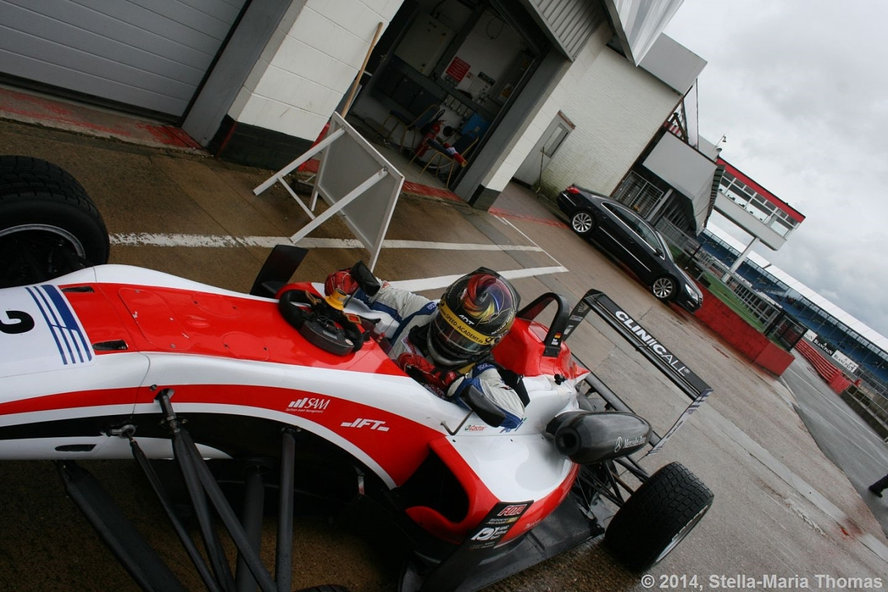 2014 Cooper Tires British Formula 3 Championship – Race Results Round 5
