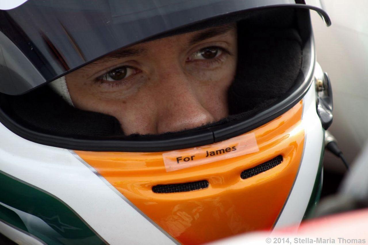 2014 Cooper Tires British Formula 3 Championship – Race Results Round3