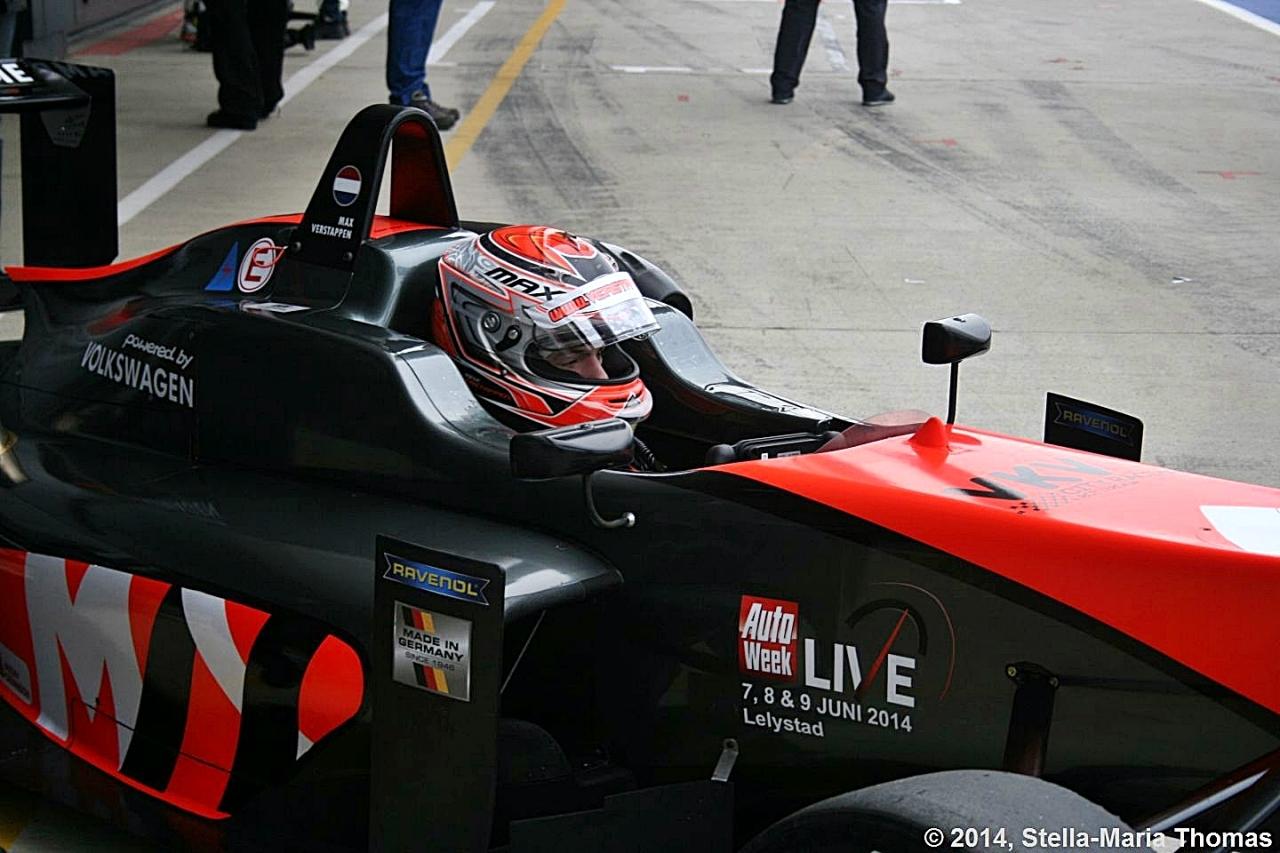 2014 FIA F3 European Championship, Round 5 – QualifyingResults