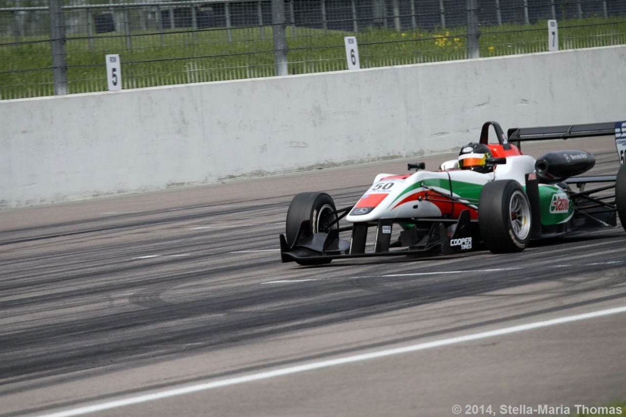 2014 Cooper Tires British Formula 3 Championship – Qualifying Report