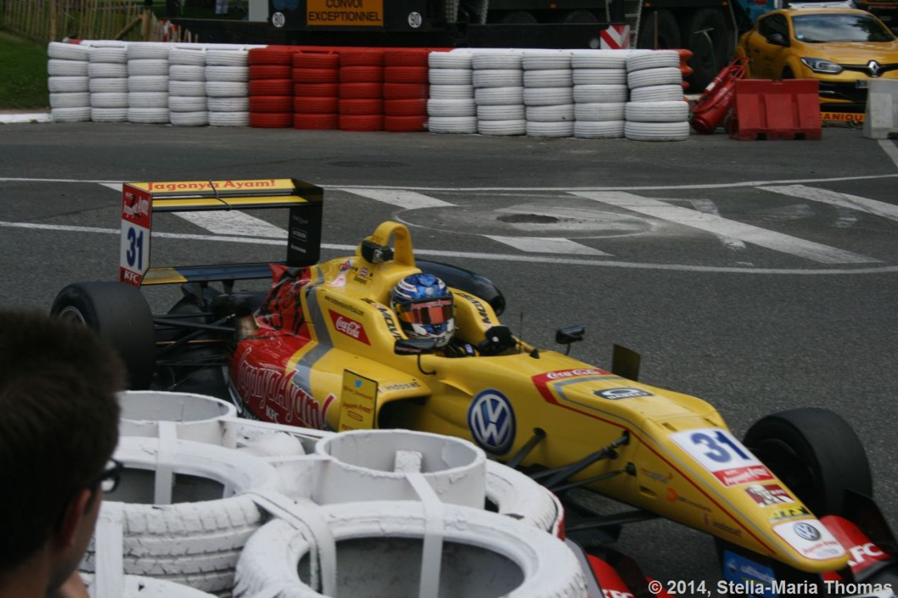 2014 FIA F3 European Championship, Round 8 – RaceResults