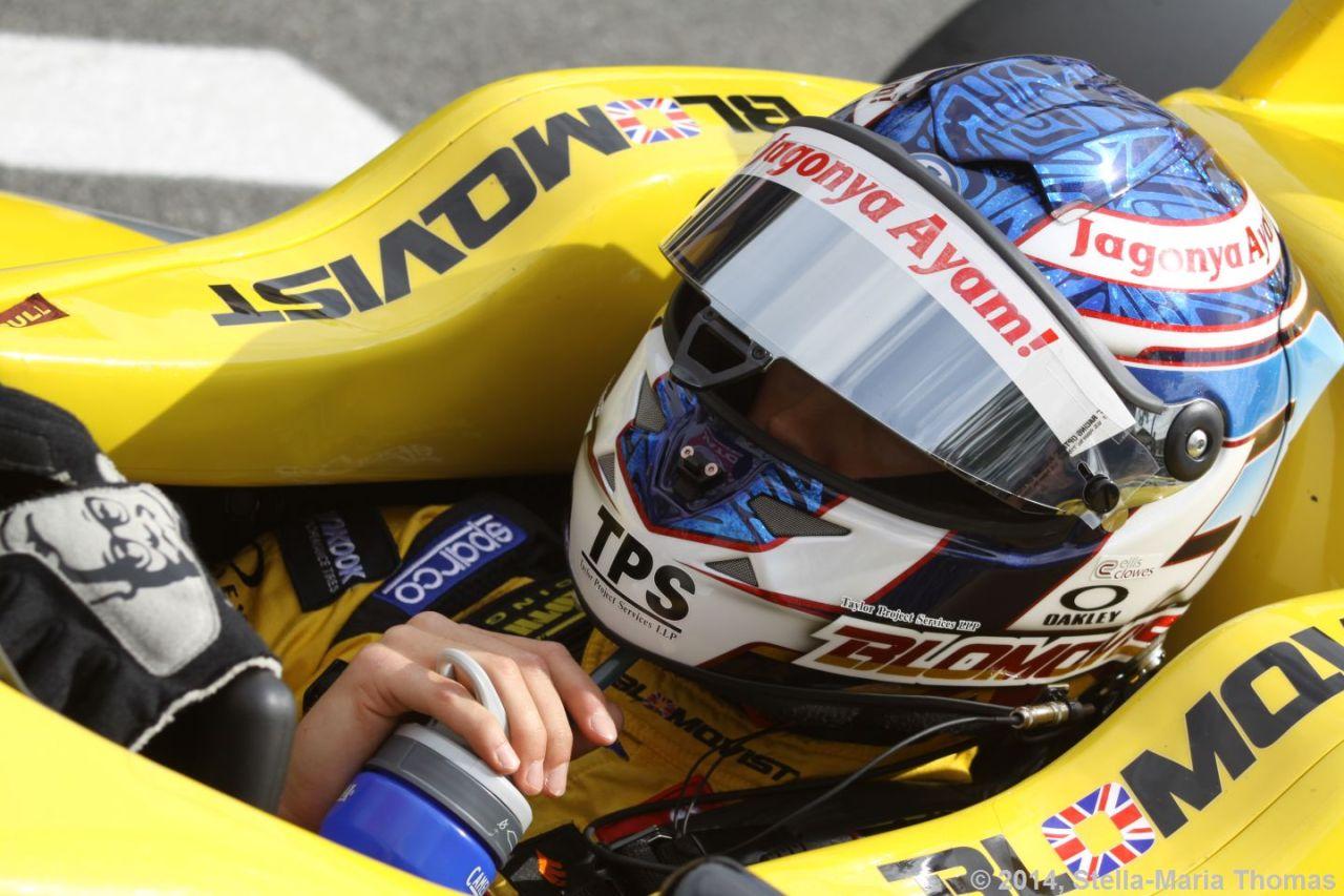 2014 FIA F3 European Championship, Round 8 – RaceReport