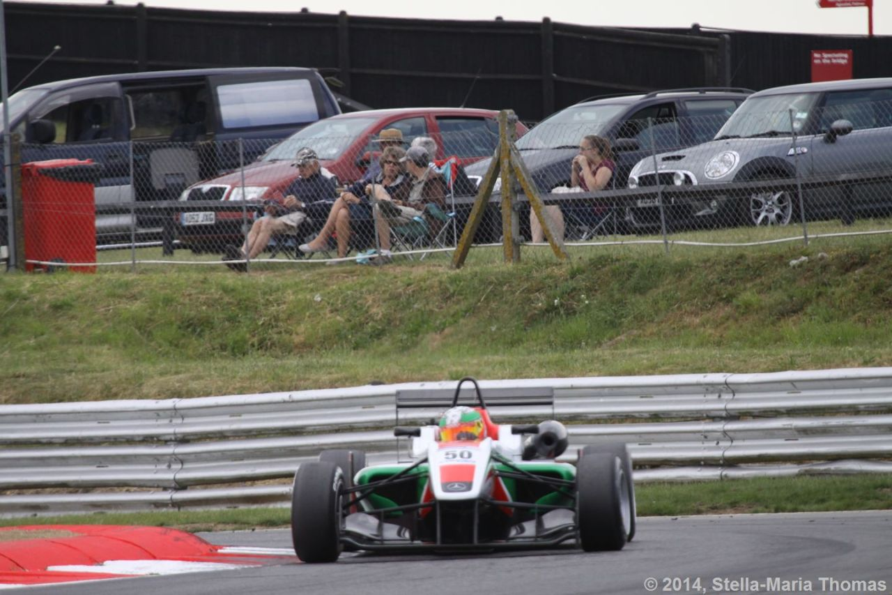 2014 Cooper Tires British F3 Championship, Round 7 – Race Report and Results
