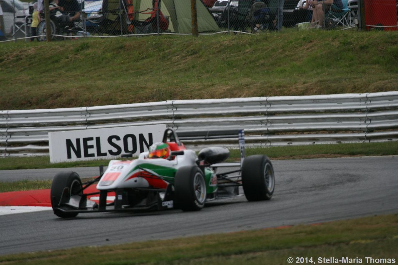 2014 Cooper Tires British F3 Championship, Rounds 7 & 9 – Qualifying Report and Times
