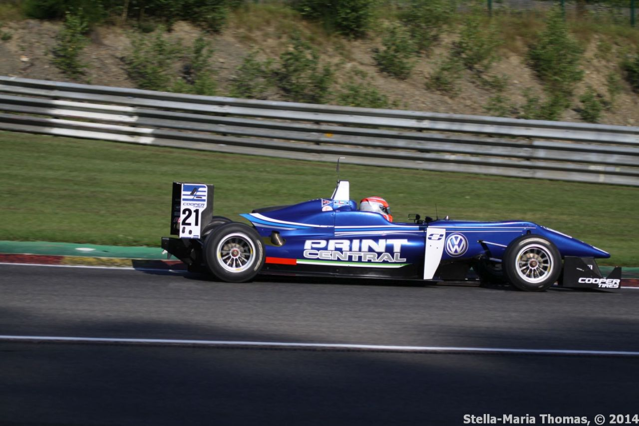 2014 Cooper Tires British Formula 3 Championship – Qualifying Report and Results Rds 10 & 12