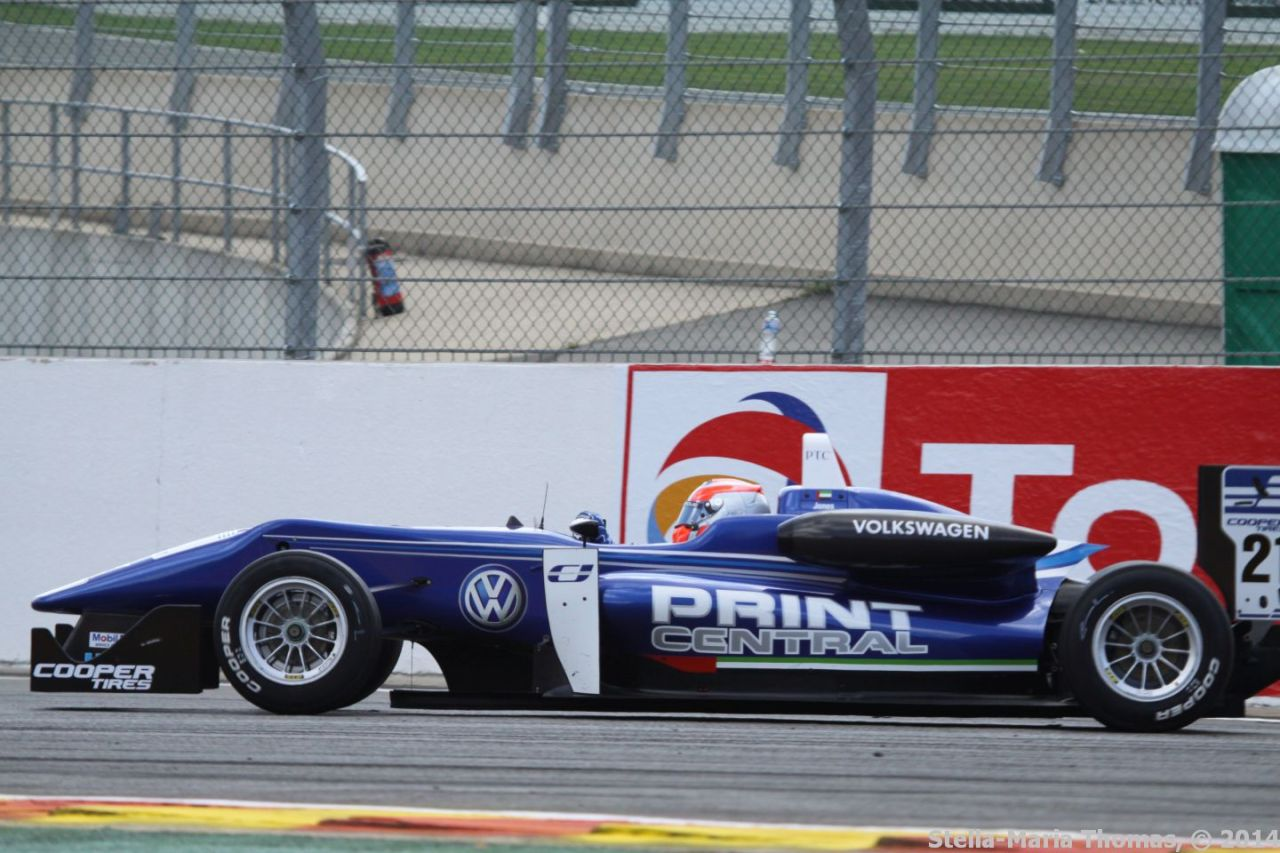 2014 Cooper Tires British Formula 3 Championship – Race Report and Results Round 10