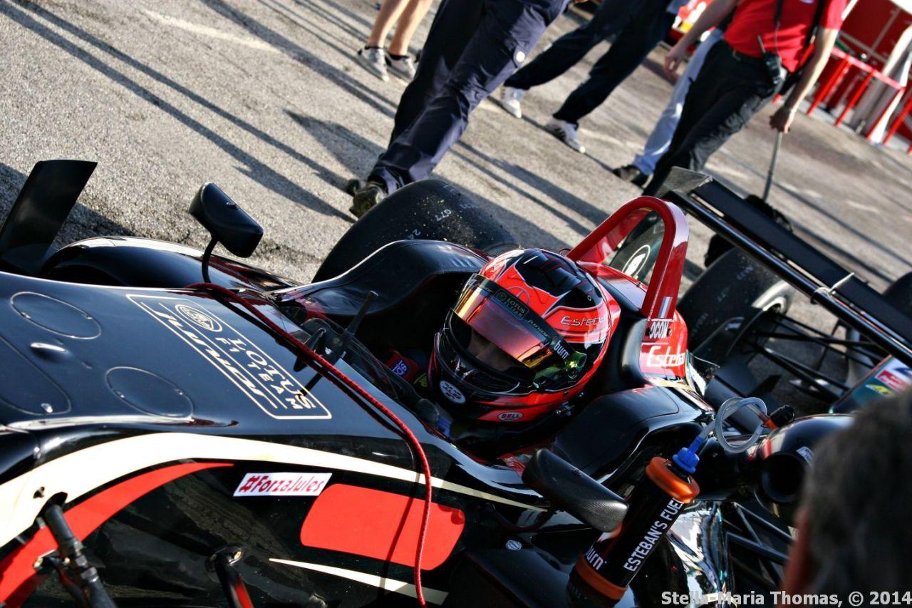 2014 FIA F3 European Championship, Round 20 – RaceReport