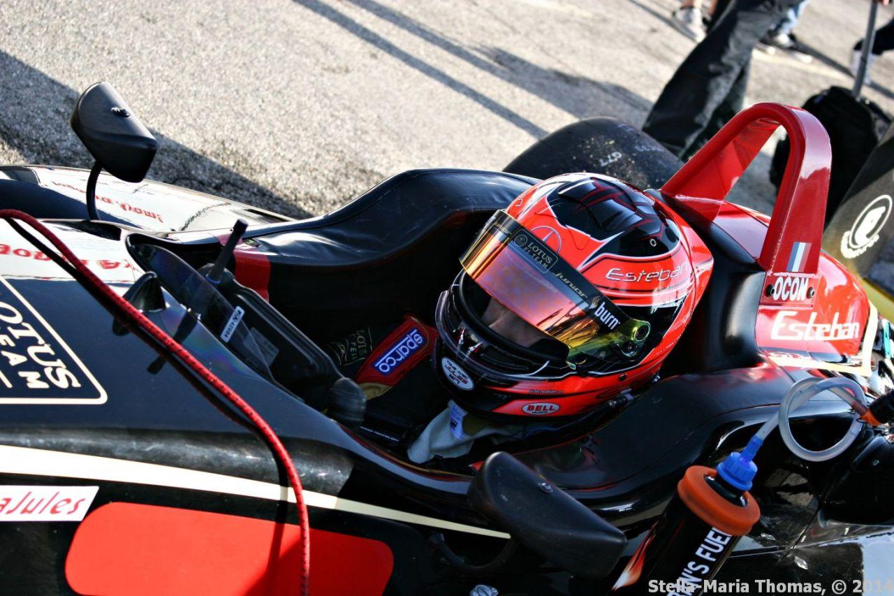 2014 FIA F3 European Championship, Round 20 – RaceResults