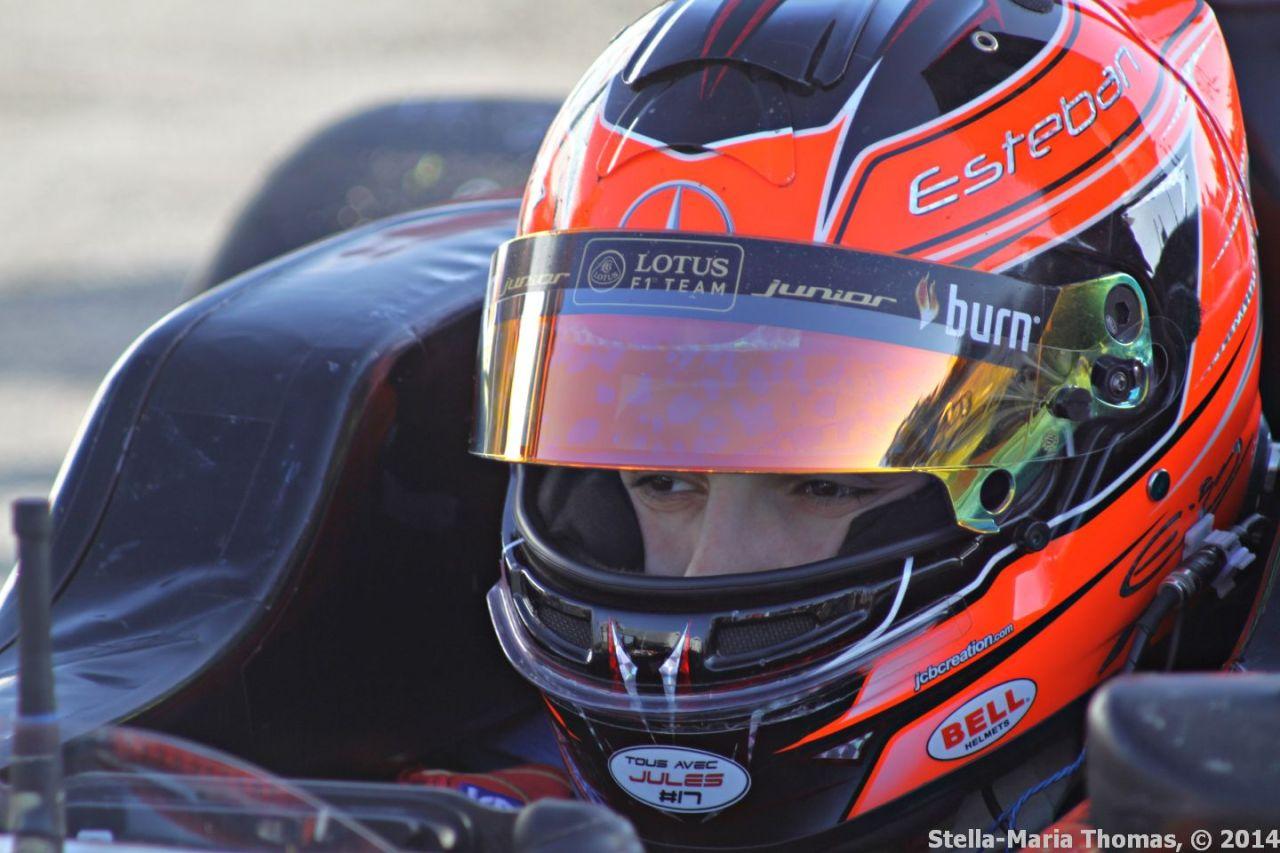 2014 FIA F3 European Championship, Round 21 – RaceReport