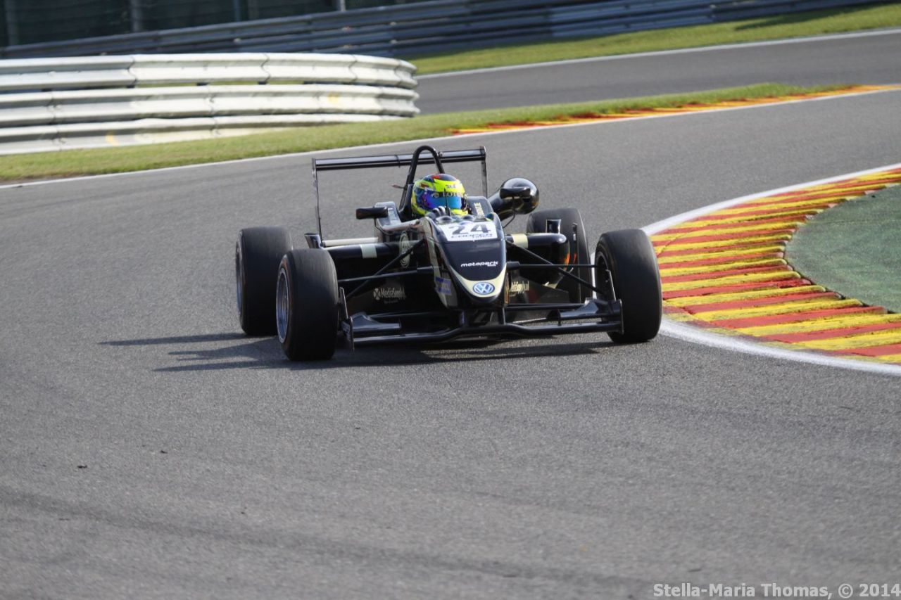 2014 Cooper Tires British Formula 3 Championship – Race Report and Results Round 11