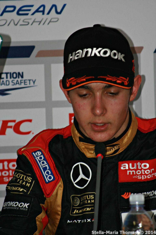 2014 FIA F3 European Championship – Points After Round24