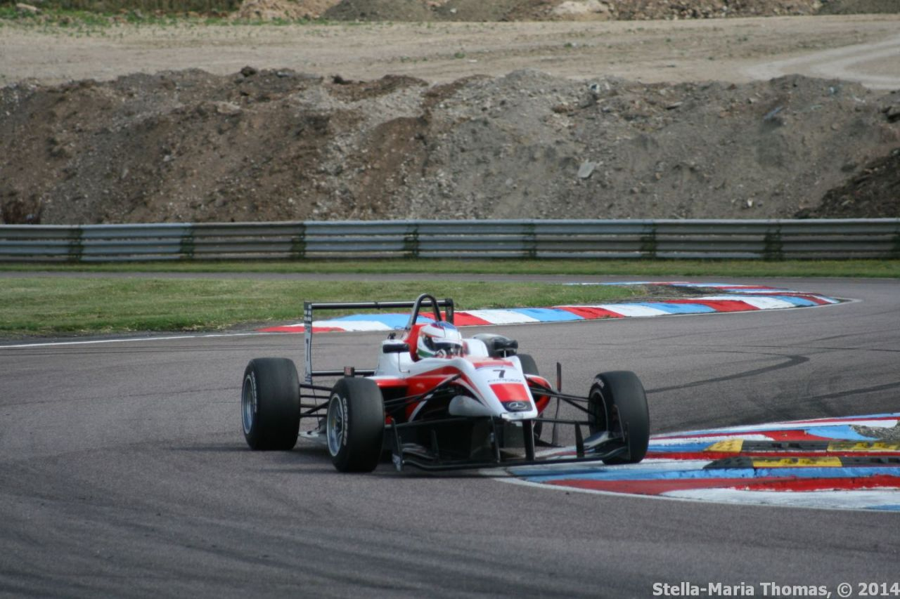 2014 Cooper Tires British F3 Championship, Round 15 – Race Report and Results
