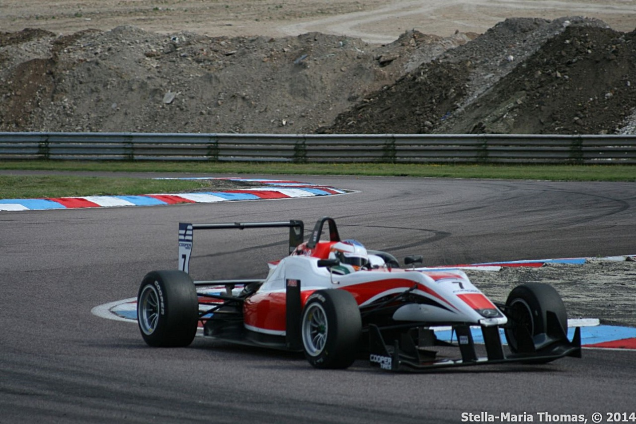 2014 Cooper Tires British F3 Championship, Round 13 – Race Report and Results