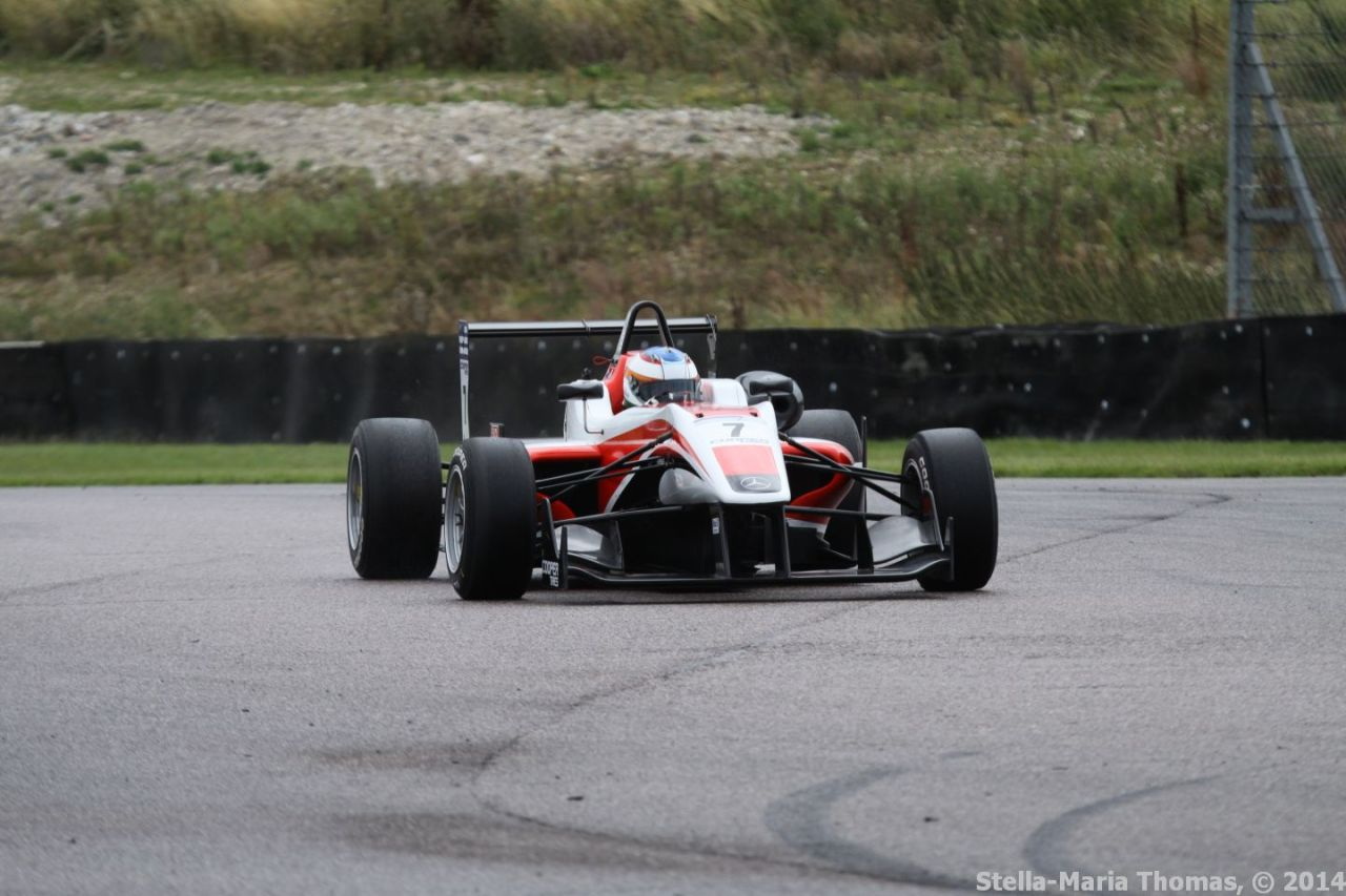 2014 Cooper Tires British F3 Championship, Rounds 13 & 15 – Qualifying Report and Results