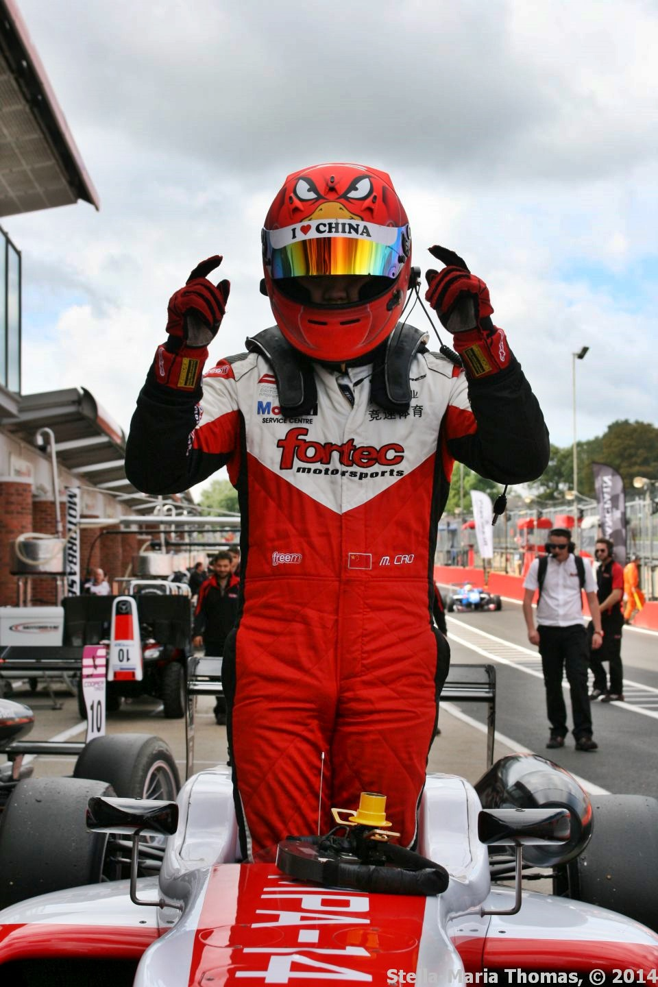 2014 Cooper Tires British F3 Championship – Points After Round18