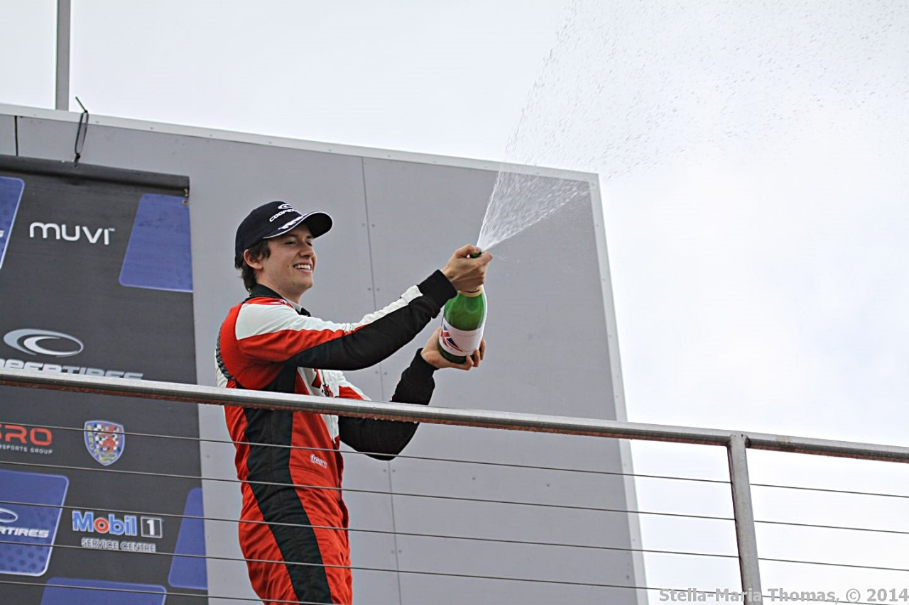 2014 Cooper Tires British Formula 3 Championship – Race Report and Results, Round 21