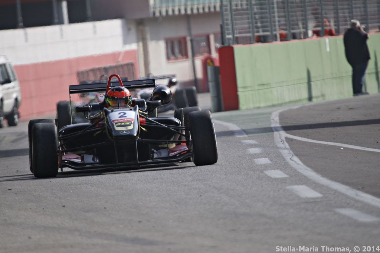 2014 FIA F3 European Championship, Round 28 – Qualifying Report and Results