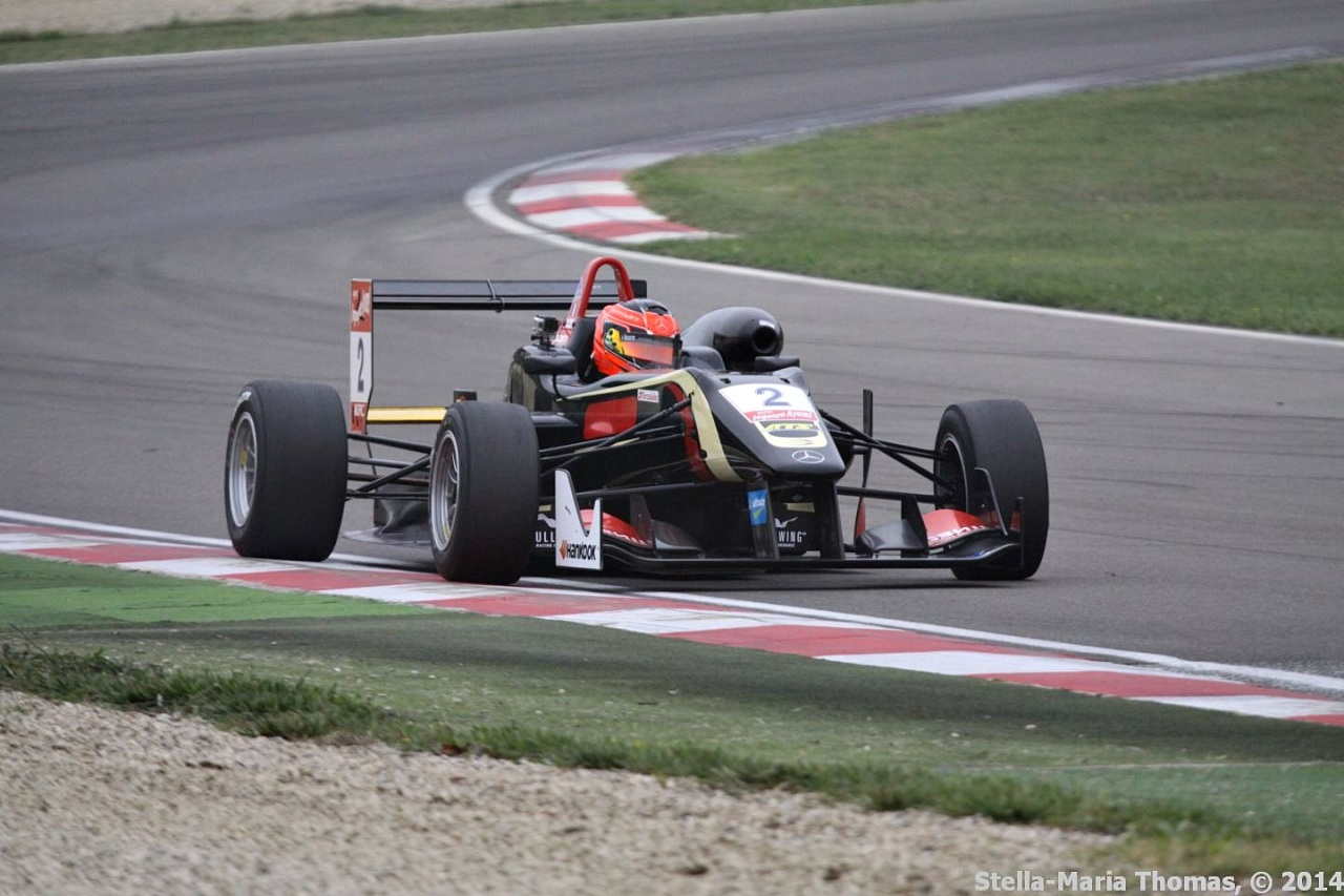 2014 FIA F3 European Championship, Round 28 – Race Report and Results