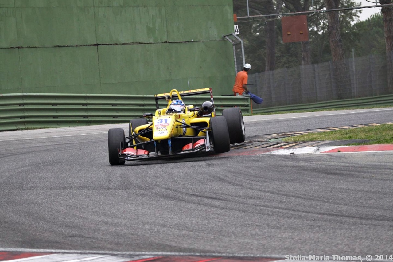 2014 FIA F3 European Championship, Rounds 29 and 30 – Qualifying Report and Results