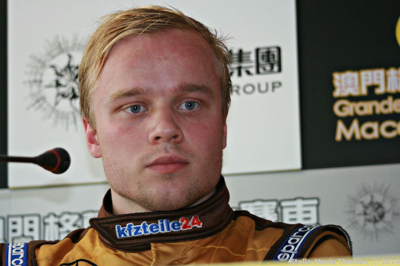 2014 Macau Grand Prix, Qualifying Race Report andResults